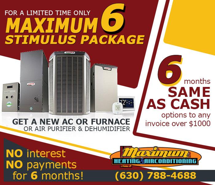 Maximum Stimulus Package