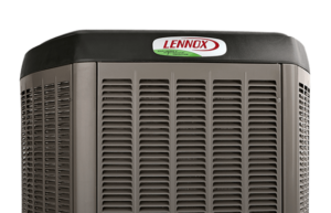 New Lennox high-efficiency AC, brand installed by Maximum Heating & Air Conditioning