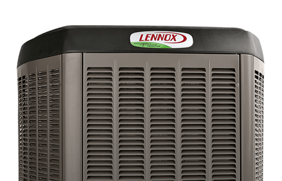 Lennox air conditioner, quality HVAC product installed by Maximum Heating & Air in Aurora