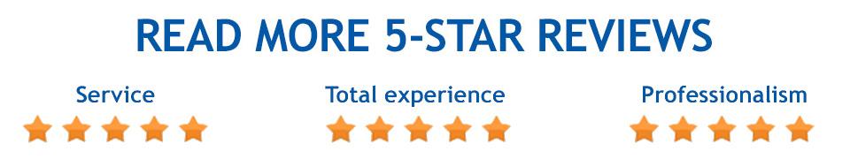 read more 5-star reviews